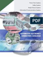 JAE Automotive Catalogue