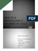 Carpeta de Práctica Profesional Docente 2