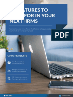 Hrms Features Guide
