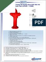 Catalogo Hidrante Seco