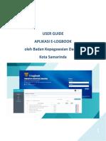 User Guide E-logbook