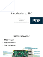 Introduction to SBC_workshop