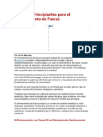 Guía Para Principiantes Para El Entrenamiento de Fuerz1