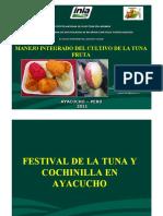Expo Manejo Tuna 2011