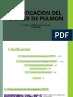 Clasificacion Del Cancer de Pulmon