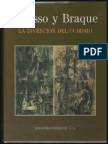 Picasso y Braque, La Invención Del%0Acubismo. William Rubin