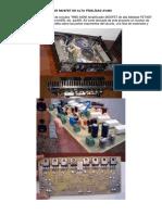 400watts RMS Amplificador MOSFET de Alta Fidelidad AV400