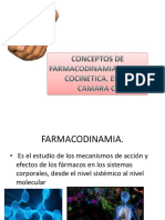 Elina Ppt Farmacodinamia