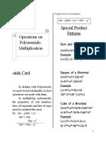 Strategic Intervention Material