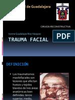 Trauma Facial
