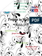 Mathematics 10 modulo art.docx