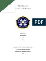 JOB 11 PLC_Mila (11), Amiroh (02)