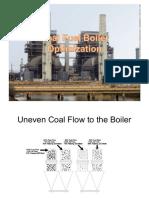Coal Boiler Optimization