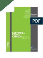Software & IT Service Catalog 2011.pdf