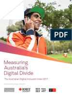 Australian Digital Inclusion Index 2017