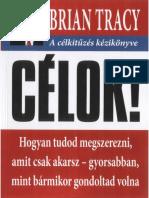 Brian Tracy - Célok (A célkitűzés kézikönyve).pdf