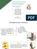 Capitulo 25 - Servicios de Transporte