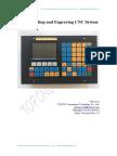 CW40 CNC Controller Manual