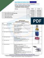 Alat Praktikum SMK Agribisnis Ternak Unggas-2018