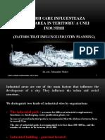Curs 3 Amplasarea in Teritoriu a Unei Industrii