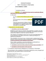 Crim Proc and Evidence-SC