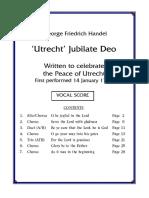 Handel Chorus