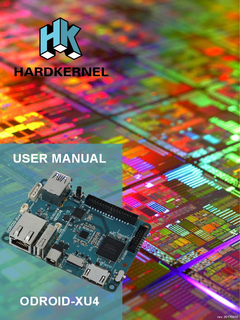 Odroid Xu4 User Manual | Secure Digital | Electrical Connector