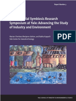 The Industrial Symbiosis Research Symposium at Yale