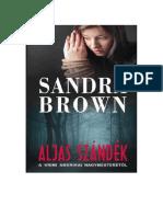 Sandra Brown - Aljas szándék.pdf