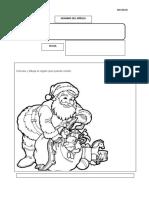 Fichas Navidad