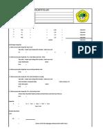 Form. Survey Lalu Lintas