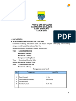 Profil Dan Tipologi Kecamatan Coblong Kota Bandung Tahun 2015 1