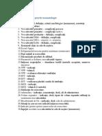 Barem Examen Practic Neonatologie 2016