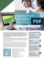 Siemens Simaris Therm En