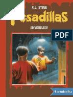 !Invisibles! - R. L. Stine.pdf-1