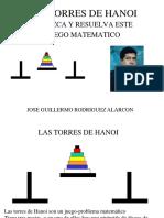 Manual Torres de Hanoi
