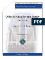 DiNapoli State Adoption Audit