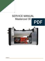 ServiceManual Mastercool30 v1.0 En