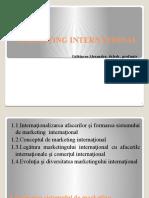 Suport de Curs Marketing International