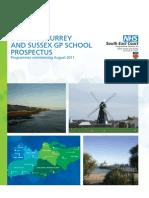 KSS GP School Prospectus 2011