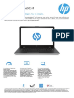 Hp Notebook 17 BS003NF