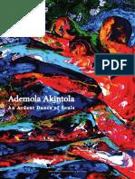 Ademola Akintola - An Ardent Dance of Souls
