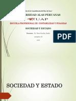 Sociedad y Estado 1