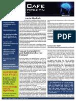 Mindcafe Issue 01