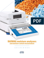 Moisture Analyzers - Guidebook