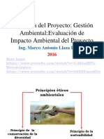 Gestion ambiental proyectos 2016.ppt