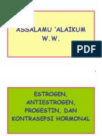 Estrogen Antiestrogen