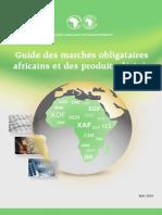 Guide des marchés obligataires africains et des produits dérivés