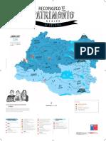 Mapa Patrimonial - Los Rios
