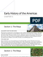 Chapter 5-Early History of the Americas